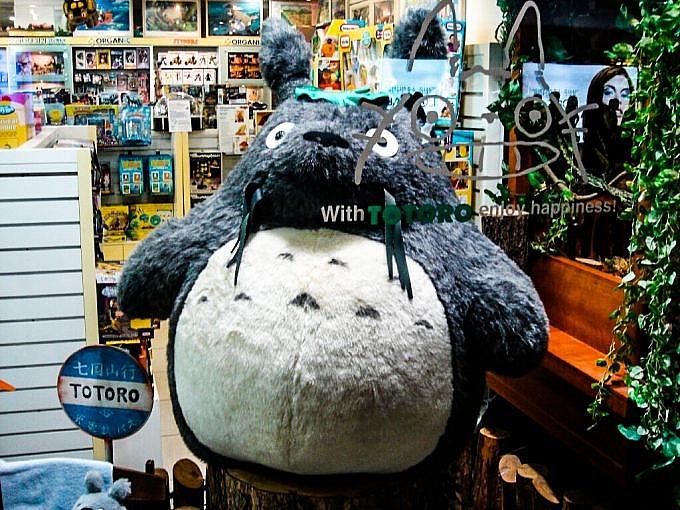 Totoro na Coréia